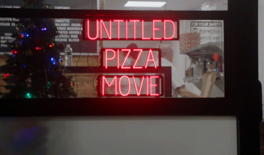 Salty Reviews: Untitled Pizza Movie