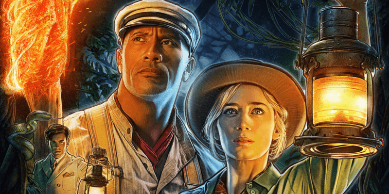 Salty Reviews: Jungle Cruise